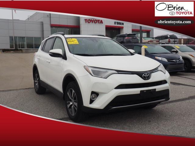 Pre-Owned 2017 Toyota RAV4 XLE AWD