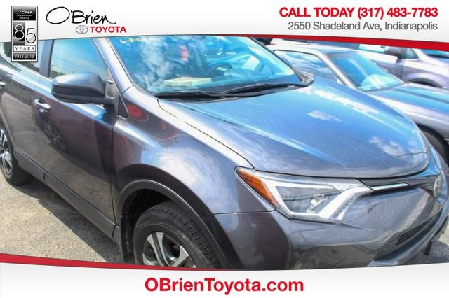 Certified Pre-Owned 2017 Toyota RAV4 LE FWD