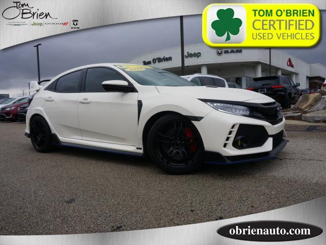 Pre-Owned 2018 Honda Civic Type R Touring Manual