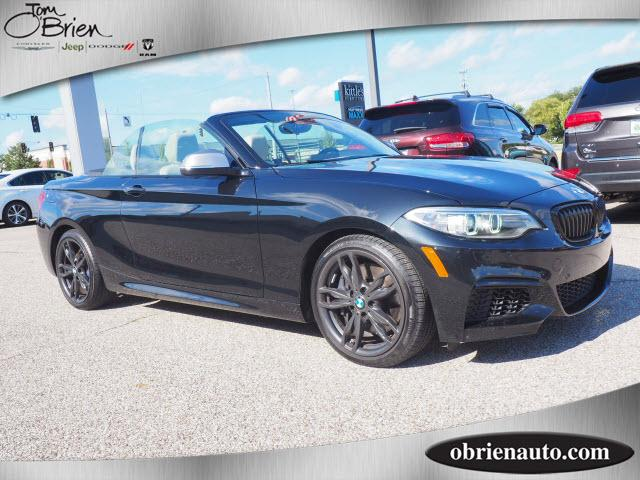 Pre-Owned 2016 BMW 2 Series 2dr Conv M235i xDrive AWD