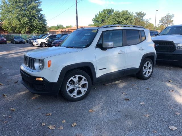 Pre-Owned 2017 Jeep Renegade Limited FWD
