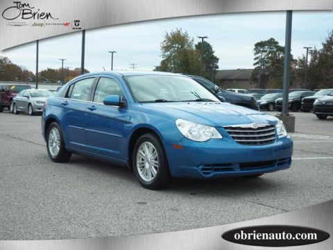 Pre-Owned 2008 Chrysler Sebring 4dr Sdn Touring FWD