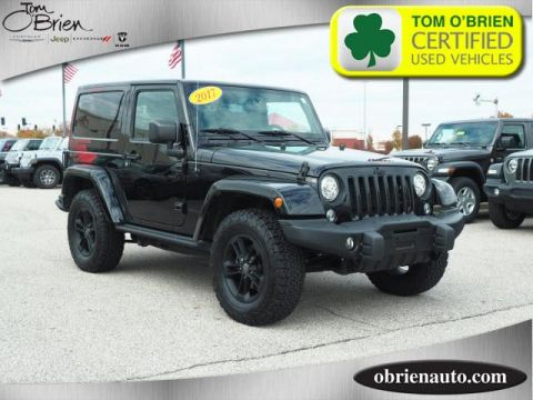 Pre-Owned 2017 Jeep Wrangler Winter 4x4 *Ltd Avail*