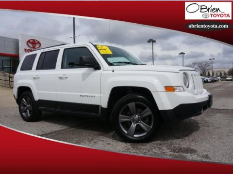 Pre-Owned 2015 Jeep Patriot FWD 4dr High Altitude Edition