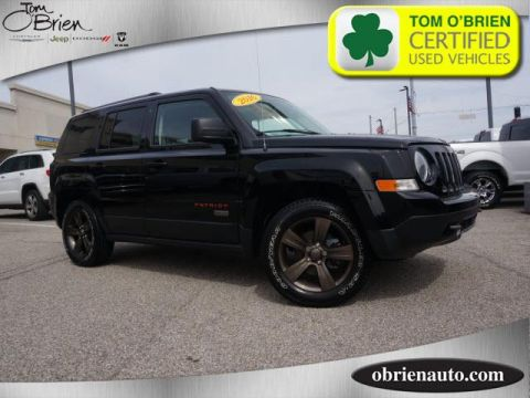 Pre-Owned 2016 Jeep Patriot 4WD 4dr 75th Anniversary
