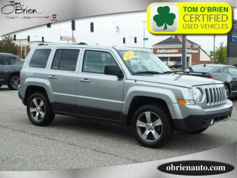 Pre-Owned 2017 Jeep Patriot High Altitude 4x4