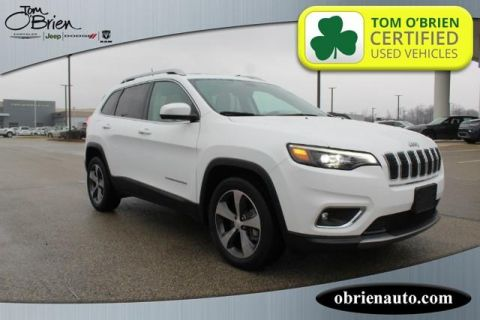 Pre-Owned 2019 Jeep Cherokee Limited FWD