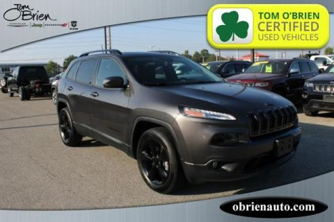 Pre-Owned 2016 Jeep Cherokee 4WD 4dr High Altitude