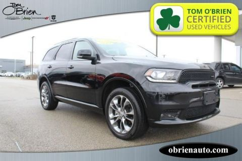 Pre-Owned 2019 Dodge Durango GT Plus AWD