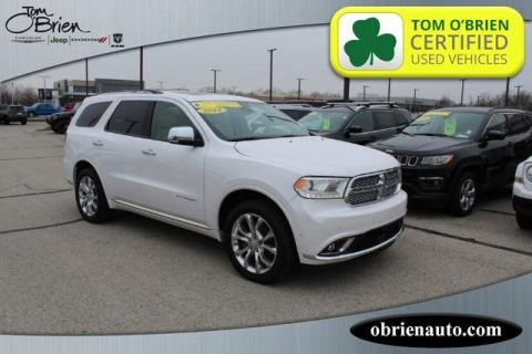 Pre-Owned 2018 Dodge Durango Citadel AWD
