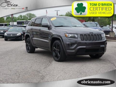 Pre-Owned 2014 Jeep Grand Cherokee 4WD 4dr Altitude