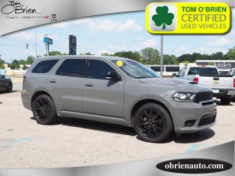 Pre-Owned 2019 Dodge Durango R/T AWD