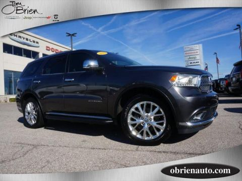 Pre-Owned 2014 Dodge Durango AWD 4dr Citadel