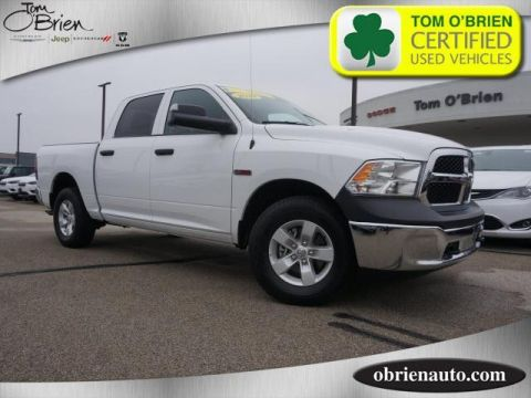 Pre-Owned 2018 Ram 1500 Tradesman 4x4 Crew Cab 5'7 Box