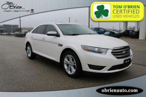 Pre-Owned 2018 Ford Taurus SEL AWD