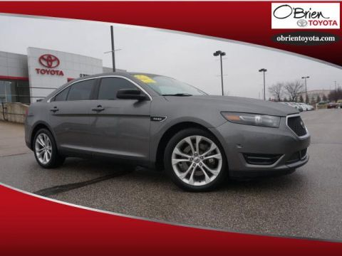 Pre-Owned 2013 Ford Taurus 4dr Sdn SHO AWD