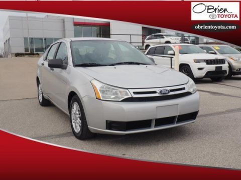 Pre-Owned 2009 Ford Focus 4dr Sdn SE