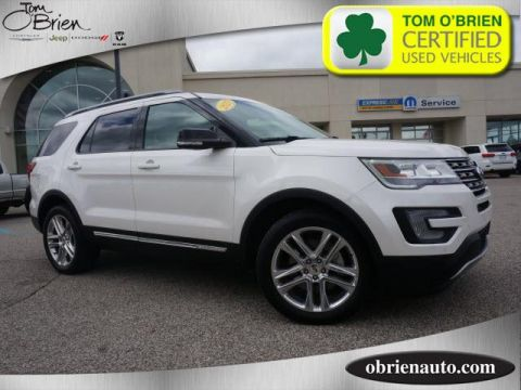 Pre-Owned 2017 Ford Explorer XLT 4WD