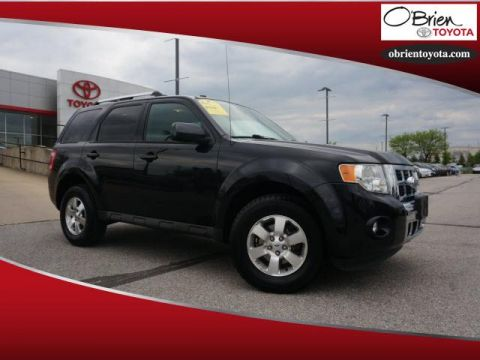 Pre-Owned 2011 Ford Escape 4WD 4dr Limited