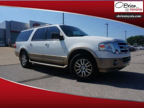 Pre-Owned 2011 Ford Expedition EL 4WD 4dr XLT