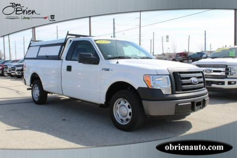 Pre-Owned 2010 Ford F-150 2WD Reg Cab 145 XL