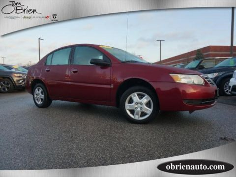 Pre-Owned 2006 Saturn Ion ION 2 4dr Sdn Auto
