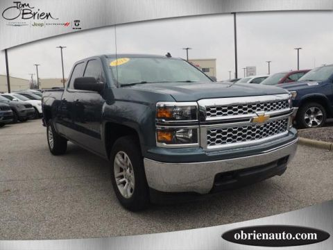 Pre-Owned 2014 Chevrolet Silverado 1500 4WD Double Cab 143.5 LT w/1LT