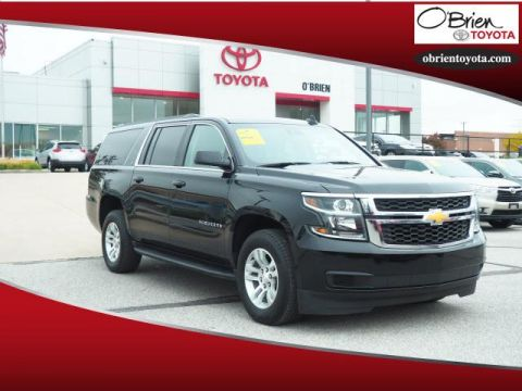 Pre-Owned 2019 Chevrolet Suburban 4WD 4dr 1500 LT