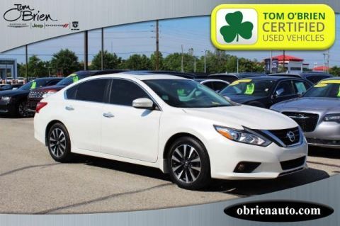 Pre-Owned 2016 Nissan Altima 4dr Sdn I4 2.5 SL
