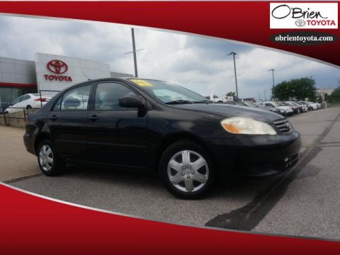 Pre-Owned 2004 Toyota Corolla 4dr Sdn CE Manual