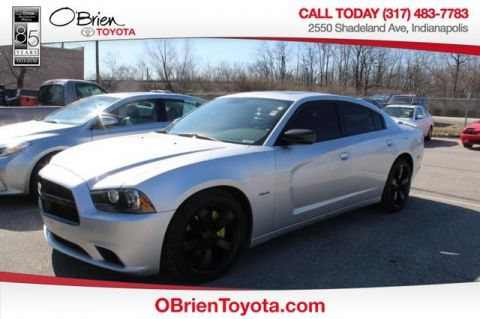 Pre-Owned 2012 Dodge Charger 4dr Sdn Road/Track RWD