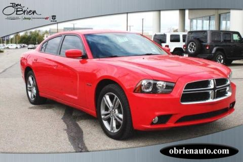 Pre-Owned 2014 Dodge Charger 4dr Sdn RT AWD