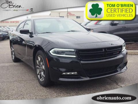 Pre-Owned 2017 Dodge Charger SXT AWD