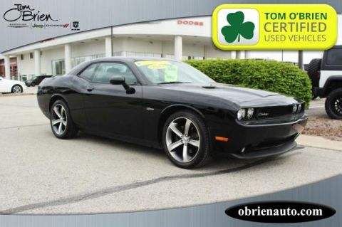 Pre-Owned 2014 Dodge Challenger 2dr Cpe SXT 100th Anniversary Appea