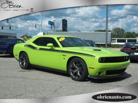 Pre-Owned 2015 Dodge Challenger 2dr Cpe R/T Plus