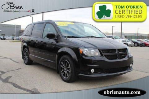 Pre-Owned 2016 Dodge Grand Caravan 4dr Wgn R/T