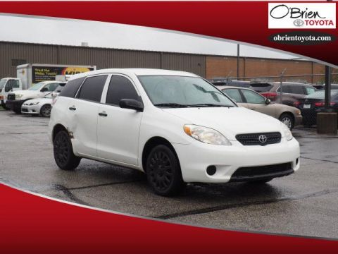 Pre-Owned 2008 Toyota Matrix 5dr Wgn Auto STD