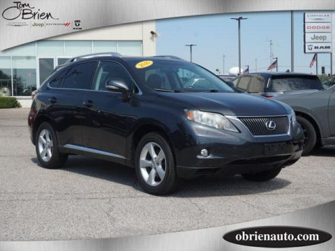 Pre-Owned 2010 Lexus RX 350 AWD 4dr