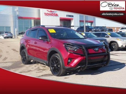 Pre-Owned 2018 Toyota RAV4 Adventure AWD