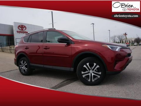 Certified Pre-Owned 2018 Toyota RAV4 BSE