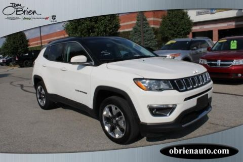 Pre-Owned 2019 Jeep Compass Limited 4x4