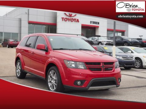 Pre-Owned 2017 Dodge Journey GT FWD