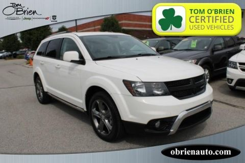 Pre-Owned 2016 Dodge Journey FWD 4dr Crossroad Plus