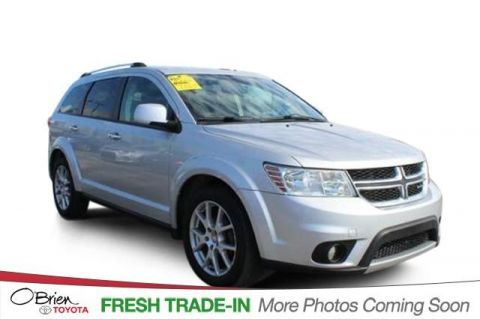 Pre-Owned 2012 Dodge Journey AWD 4dr Crew