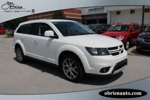Pre-Owned 2016 Dodge Journey AWD 4dr R/T
