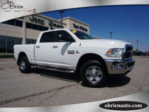 Pre-Owned 2016 Ram 3500 4WD Crew Cab 149 SLT
