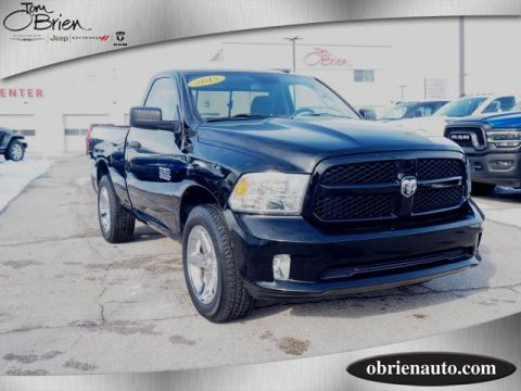 Pre-Owned 2015 Ram 1500 4WD Reg Cab 120.5 Express