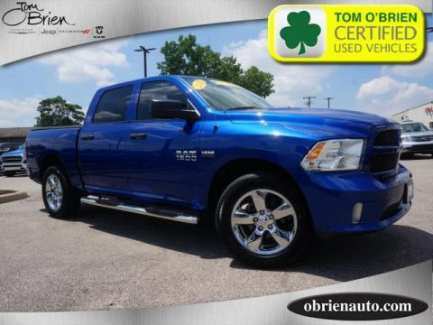 Pre-Owned 2015 Ram 1500 4WD Crew Cab 140.5 Express