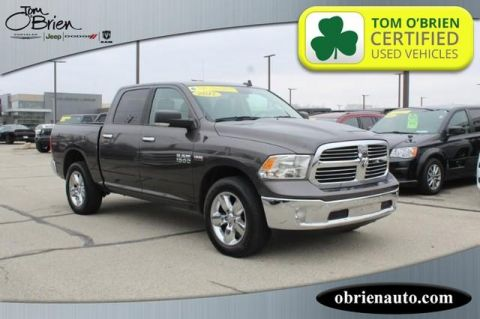 Pre-Owned 2017 Ram 1500 Big Horn 4x4 Crew Cab 5'7 Box