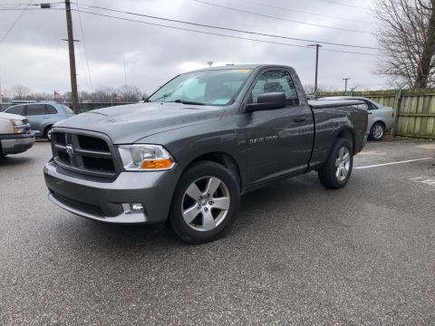Pre-Owned 2011 Ram 1500 2WD Reg Cab 120.5 Express